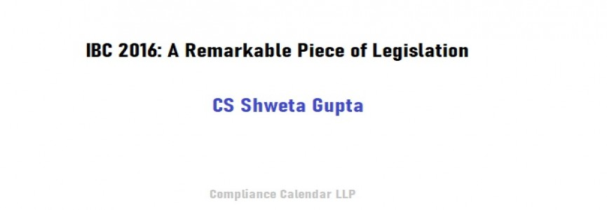 Cabinet approves ordinance to further amend Insolvency and Bankruptcy Code By CS Shweta Gupta