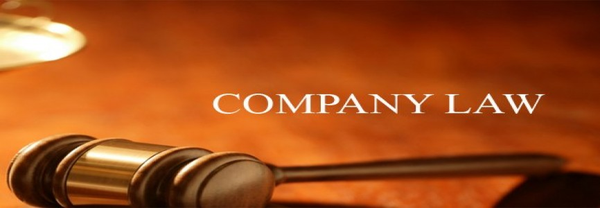 Amendments to the Companies Incorporation Rules