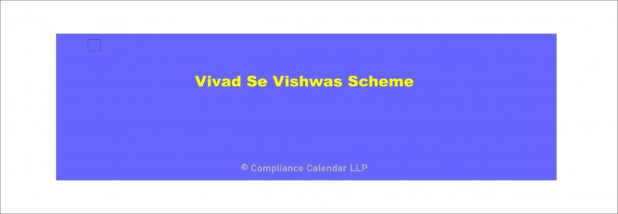 Tax officials ready with rules, forms to implement Vivad Se Vishwas scheme