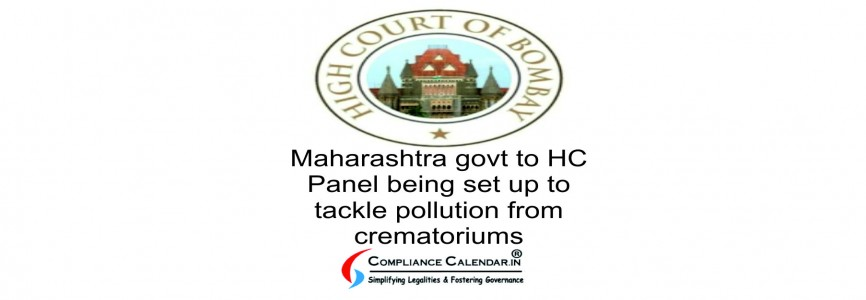 Maharashtra govt to HC Panel being set up to tackle pollution from crematoriums